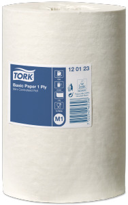 Tork Basic Papper 1-lagers, M1