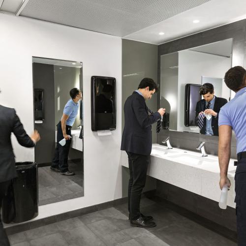 Toiletmiljø, PeakServe, H5, S4, B1