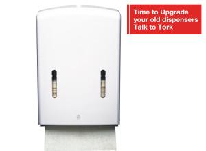 Tork®  Centrefold Hand Towel Dispenser