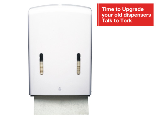 Tork®  Centrefold Hand Towel Dispenser