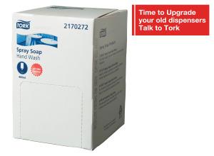 Tork®  Hand Spray Soap