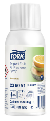 Tork Tropical Fruit ilmanraikastajaspray
