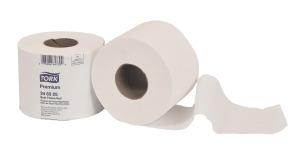 Papier hygiénique en rouleau Tork Premium