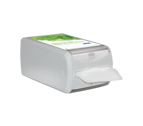 Despachador Tork Xpressnap® Counter Gris