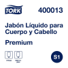 Tork Jabón Líquido Premium para Cuerpo & Cabello  6 pz / 1 lt