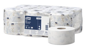 Tork Soft Mini Jumbo Toilet Roll Premium