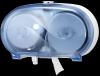 Tork Twin Coreless Mid-size Toilet Roll Dispenser