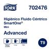 Tork SmartOne®  Papel Higiénico Mini Hoja Doble  12 pz / 620 hjs