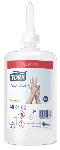 Tork Alcohol Gel (Biocide)