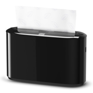 Tork Xpress® Countertop Multifold Hand Towel Dispenser Black