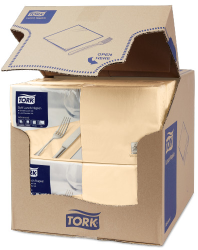 Tork Soft Sand Lunch Napkin