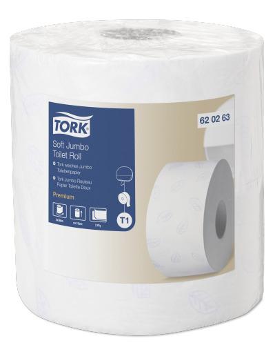 Tork Papier toilette Jumbo doux Premium