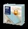 Tork Premium Linstyle® Serviette Dinner, Bleu, pliage 1/8