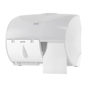 Tork® Twin Bath Tissue Roll Dispenser for OptiCore®
