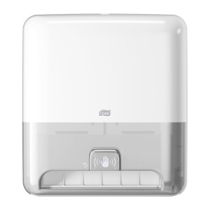 Tork Matic® Dispensador de toallas de mano en rollo con sensor Intuition™ blanco