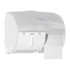 Tork® Twin Bath Tissue Roll Dispenser for OptiCore®