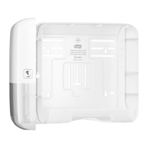 Tork Dispenser Singlefold/C-fold Håndtørk Mini