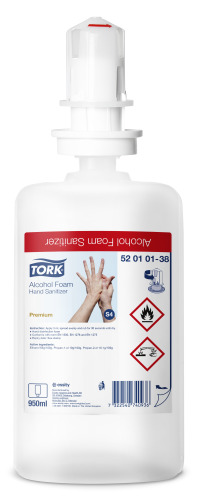Tork Alcohol Foam Hand Sanitiser