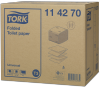 Tork Folded Toilet Paper Universal - 1 Ply