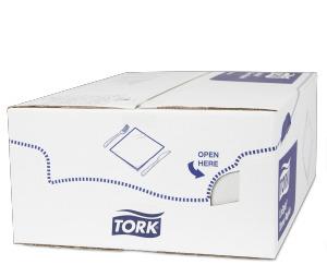 Tork Premium Linstyle® White salveta za večeru 1/8 presavijena