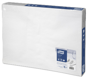 Tork White Paper Placemat