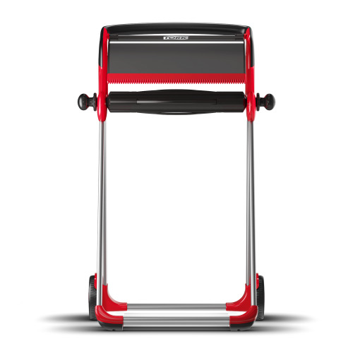 Tork Floor Stand Red/Smoke