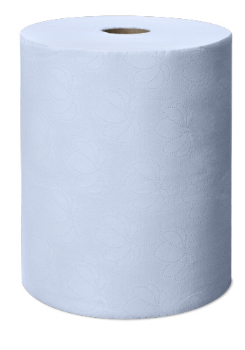 Tork Blue Hand Towel Roll for Electr. Disp. 24.7 cm