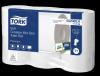 Tork Papier toilette rouleau doux Mid-Size sans mandrin Premium - 2plis