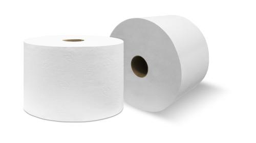 Tork SmartOne® Papel Higiénico Hoja Doble  6 pz / 1,150 hjs