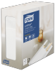 Tork Premium Linstyle® Hvid Bestikposeserviet