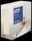 Tork Premium Linstyle® Cream salveta u obliku torbice za pribor za jelo