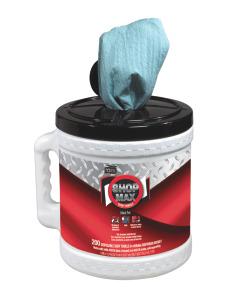 Tork  ShopMax Wiper 450, Centerfeed Dry Wipe Bucket