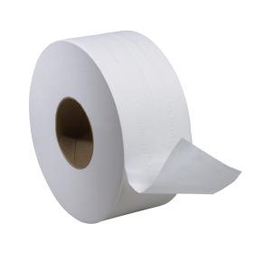 Tork Universal Jumbo Bath Tissue Roll, 2-Ply