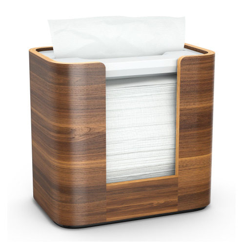 Tork Xpressnap® Napkin Dispenser – Walnut