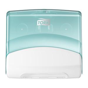 Tork Distributeur pour Papier / Chiffons Pliés