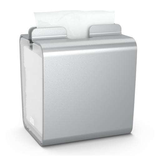 Tork Xpressnap® Distributeur de serviettes - Aluminium