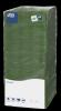 Tork салфетки 25х25 темно-зеленые