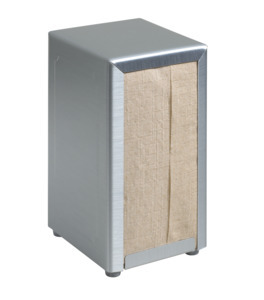 Tork Tallfold Tabletop Napkin Dispenser