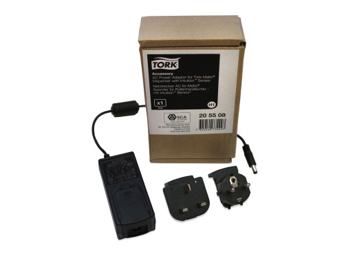 Tork AC Power Adaptor voor H1 Intuition Sensor