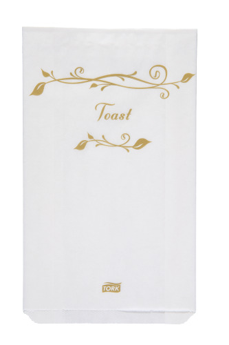 Tork®  Botanical Small Toast Bags