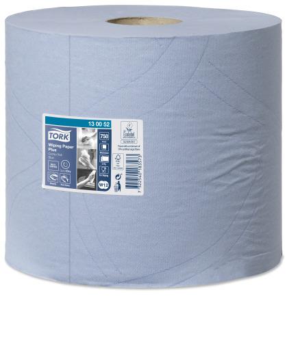 Tork Papier D'Essuyage Plus