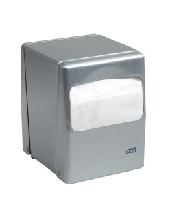 Tork Lowfold Tabletop Napkin Dispenser