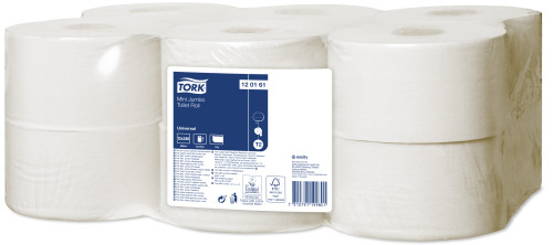 Tork Mini Jumbo WC-paperi