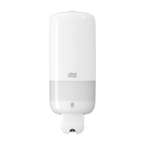 Tork Dispensador Elevation® de Jabón Líquido y Spray  Blanco