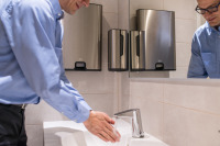 Hotel Lapland man washing hands.jpg