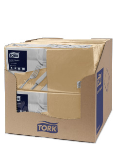 Tork Serviette Lunch, Bistre