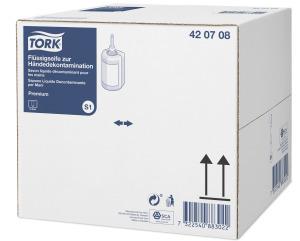 Tork Flüssigseife zur Händedekontamination (Biozidprodukt)