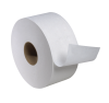 Tork Advanced Mini Jumbo Bath Tissue Roll, 1-Ply, 7.36 inch Dia.
