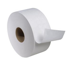 Tork Advanced Mini Jumbo Bath Tissue Roll, 1-Ply, 7.36 inch Dia.