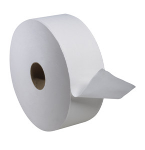 Tork Advanced Jumbo Bath Tissue Roll, 2-Ply, 10 inch Dia.
